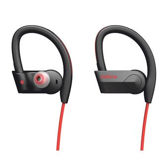 Jabra Sport Pace Bluetooth Headset - Merah - Khusus JABODETABEK