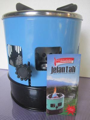 Harga KOMPOR MINYAK JELANTAH Extra 1 Set Sumbu 1 Lighter