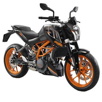 KTM DUKE250 Off The Road - Seluruh Wilayah Indonesia
