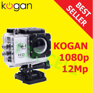 Kogan Action Camera 1080p 12MP Sport HD Kamera 12 MP
