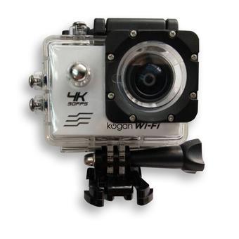 Kogan Action Camera 4K NV 30fps - 16MP - Putih - WIFI