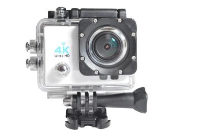 Kogan Action Camera 4K UltraHD - 16MP - Putih - WIFI