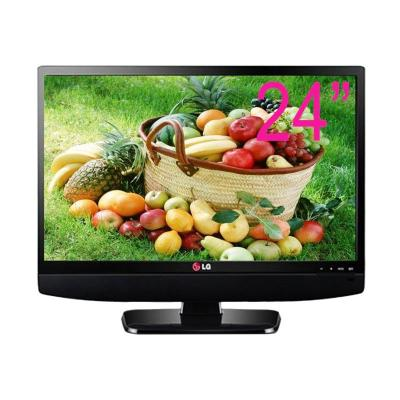 LG 24MT44A Hitam TV LED [24 Inch]