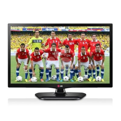 "LG 24MT48AF - 24"" - LED TV USB Movie - Hitam"
