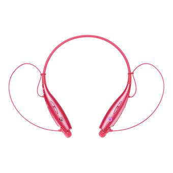 LG Bluetooth Stereo Headset HBS-730 - Pink