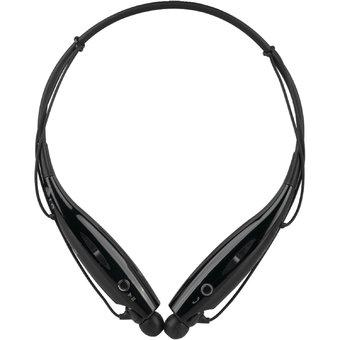 LG Tone HBS-730 Tone and Bluetooth Headset - Hitam