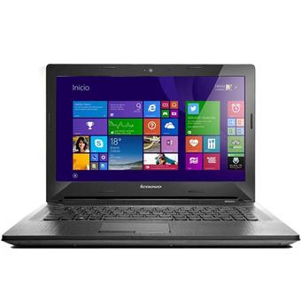 "Lenovo IdeaPad G40-45 - 14.1"" - AMD A6-6310M - 2GB - N80E1001DID - Hitam"