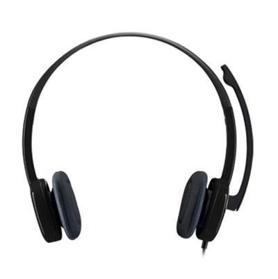 Logitech H151 Hitam Headset