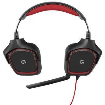 Logitech Headset Gaming G230 - Hitam