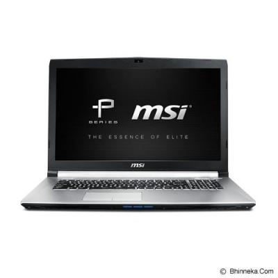 MSI Notebook PE70-6QE