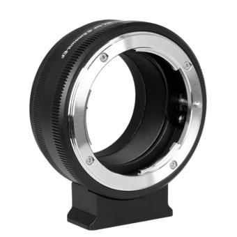MeiKe MK-NF-E Auto Focus Lens Mount Adapter Ring All Metal for Nikon F Lens to Sony Mirrorless E Mount Camera 3/3N/5N/5R/7/A7 A7 (Intl)