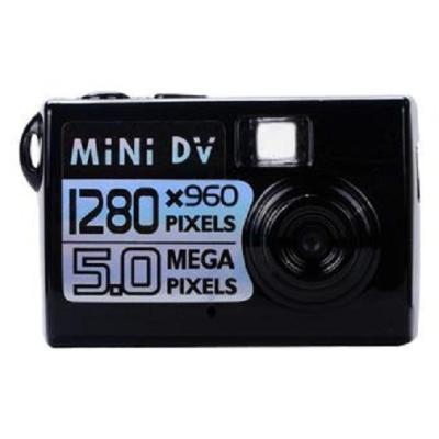 Mini DV Kamera 5MP - Hitam