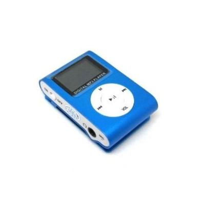 Music Angel Blue MP3 Player