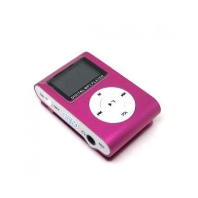 Music Angel Pink MP3 Player