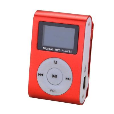 Music Angel Red MP3 Player