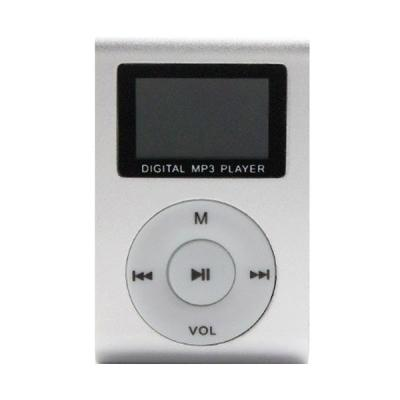 Music Angel Silver MP3 Player