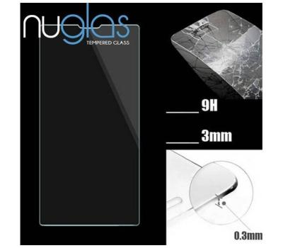 NUGLAS Tempered Glass Screen Guard Protector For Redmi 1S