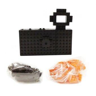 Nanoblock USB Toy Digital Camera - 5MP - Hitam