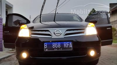 Nissan Grand Livina 1.5 XV Automatic 2012