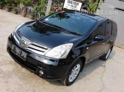 Nissan Grand Livina 1.5 XV MT 2012