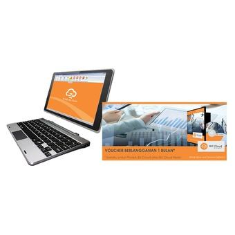 "Omegasoft BIZ Cloud 1 bln plus Tablet Axioo 9"" Windroid"