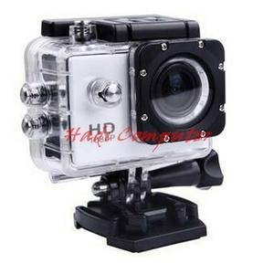 PROMO kogan 12mp Sport Action Camera 1080p - white + Bonus Banyak
