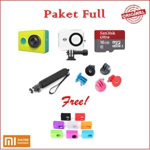 Paket Full Yi Action Camera