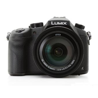 Panasonic Lumix DMC-FZ1000 - 20 MP - 16X Optical Zoom - Hitam