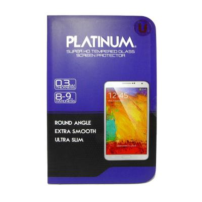 Platinum Anti Spy Tempered Glass Screen Protector for Samsung Galaxy Note II