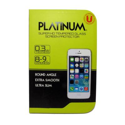 Platinum Tempered Glass Screen Protector for Samsung Galaxy Grand 2