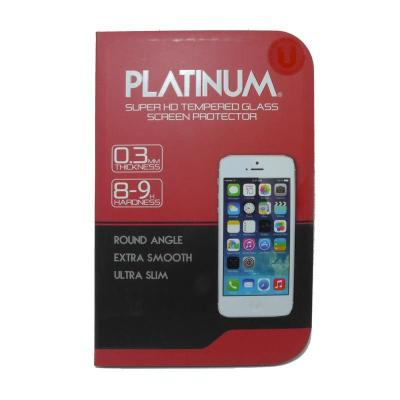 Platinum Tempered Glass Screen Protector for Samsung Galaxy E5