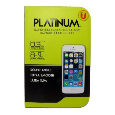 Platinum Tempered Glass Screen Protector for Xiaomi Redmi 3