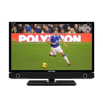 "Polytron 32"" TV LED - Hitam - PLD 32D905"