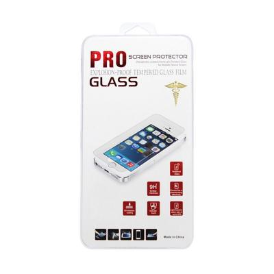 Pro Universal Ultrathin Tempered Glass Screen Protector for Smartphone [4.5 Inch]