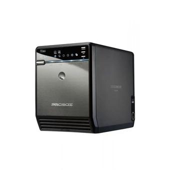 Probox 4 Bay Enclosure HDD 3,5 Inch - Hitam