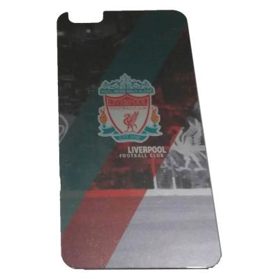 QCF Liverpool Tempered Glass for Apple iPhone 6 5.5 [Depan Belakang]