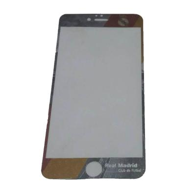 QCF Real Madrid Tempered Glass for Apple iPhone 6 4.7 Inch [Depan Belakang]