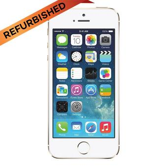 Refurbished Apple IPhone 5 32GB - Putih - Grade A