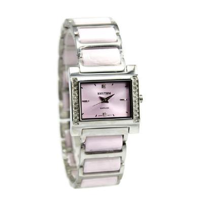 Harga Rhythm FE1618L01 Jam Tangan Wanita - Silver - PriceNia.com 48b9684b6b