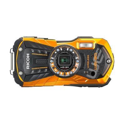 Ricoh WG30- 16MP - Wifi - Orange