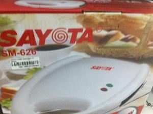 SAYOTA SANDWICH TOASTER/ PEMANGGANG ROTI