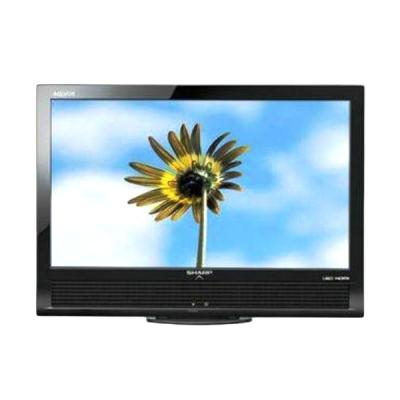 SHARP Aquos 19 Inch LC-19LE150M - Hitam TV LED