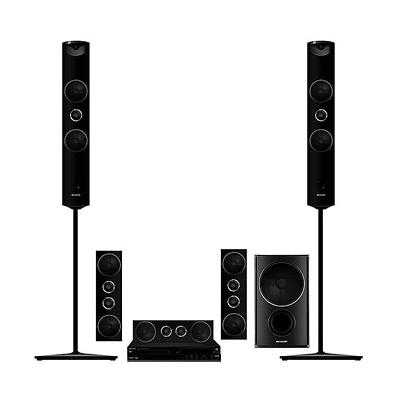 SHARP Home Theatre NEO Qwanza Series - HT-CN1203DA Original text