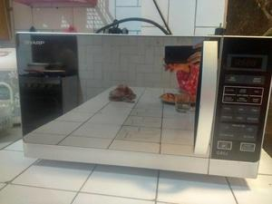 Harga Sharp Microwave Oven And Grill