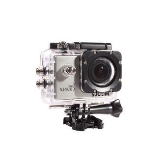 SJCAM SJ4000 12MP Action Camera with Wi-Fi Silver