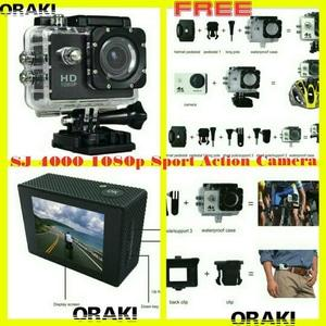 SPORTS ACTION CAMERA 1080p H.264 SJ4000 Full HD DV