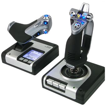 Saitek X52 Flight Control System PC Gaming