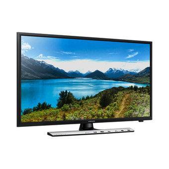 "Samsung 32"" LED TV - Hitam - UA-32J4100 - Khusus Jabodetabek"