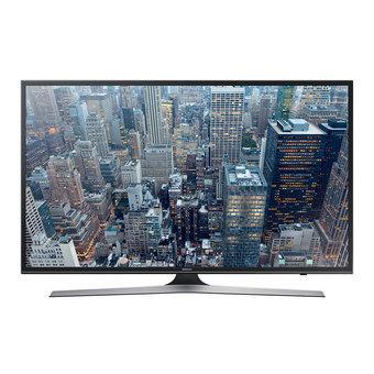 """Samsung 75"""" UHD 4K SMART TV - Hitam - UA75JU6400 - Khusus Jabodetabek"""