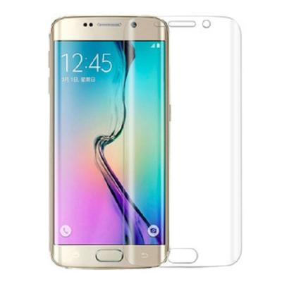 Samsung Full Curved Tempered Glass for Samsung S6 Edge Plus - Clear Transparant [9H]